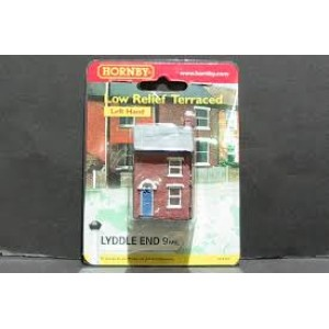 HORNBY N8095 LOW RELIEFED TERRACED LEFT HUIS