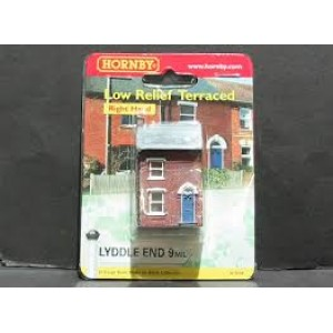 HORNBY N8096 LOW RELIEFED TERRACED RIGHT HOUSE