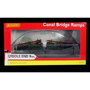 HORNBY N8573 CANAL BRIDGE RAMP L/R