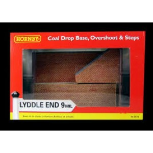 HORNBY N8576 COAL SHED BASE AND OVERSHOOT
