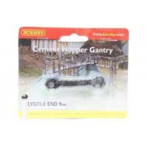HORNBY N8697 CEMENT HOPPER CANTRY