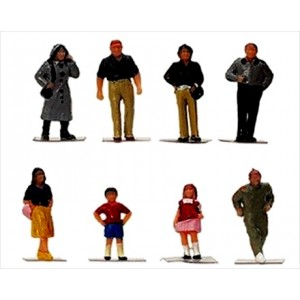HORNBY R562 TOWN PEOPLE