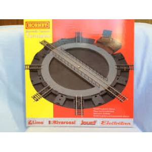 HORNBY R070 TURNTABLE+MOTOR