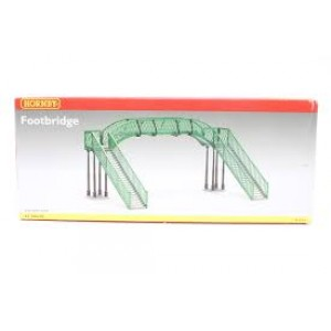 HORNBY R076 FOOT BRIDGE