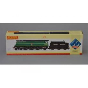HORNBY R2685 NAT.WEST COUNTRY CLASS STOOMLOC