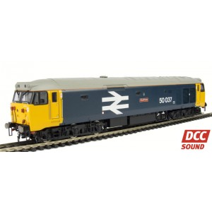 HORNBY R2901XS CLASS 50 BR DIESELLOC DCC+SOUND