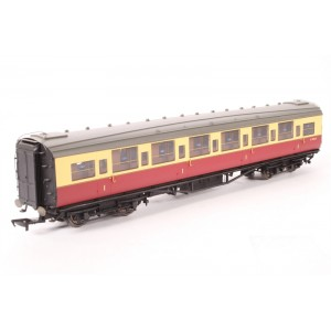 HORNBY R4344C BR MAUNSELL 1CLASS COACH