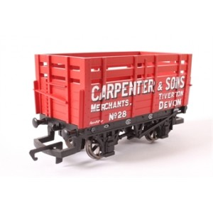HORNBY R6496 CARPENTER + SONS COKE WAGEN