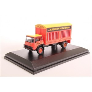 HORNBY R7037 CIRCUS BIG TOP LIONS TRUCK