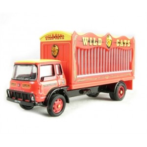 HORNBY R7039 BIG TOP CIRCUS WILD CATS TRUCK