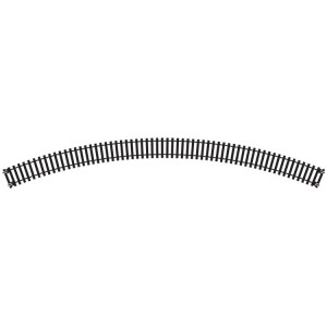 HORNBY R8262 CURVE 4TH RAD TRACK DOUBLE