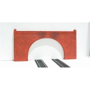 HORNBY R8512 DOUBLE BR.TUNNEL PORT 2X