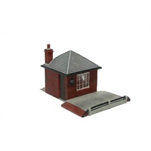 HORNBY R8588 WEIGHBRIGDE AND SCALES