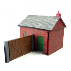 HORNBY R8742 OFFICE AND GATE