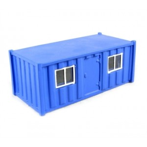 HORNBY R8757 CONTAINER/BUILDERS OFFICE