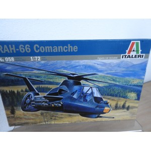 ITALERI 058 RAH-66 Comanche Helicopter