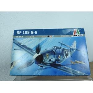 ITALERI 063 BF-109 G-6 VLIEGTUIG