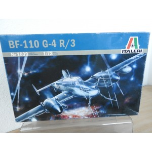 ITALERI 1039 BF-110 G-4 R/3 vliegtuig