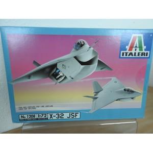 ITALERI 1208 X-32 JSF VLIEGTUIG