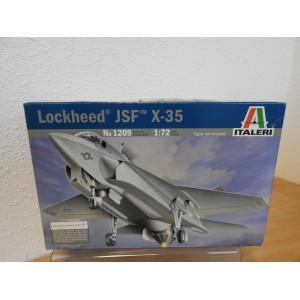 ITALERI 1209 LOCKHEED JSF X-35 VLIEGTUIG