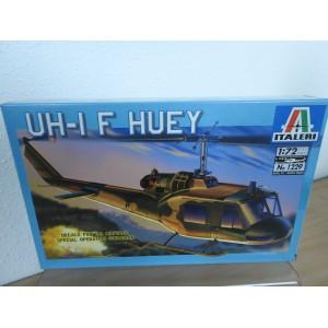 ITALERI 1229 UH-I F HUEY HELICOPTER