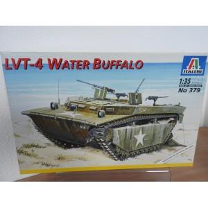 ITALERI 379 LVT-4 Water Buffalo TANK