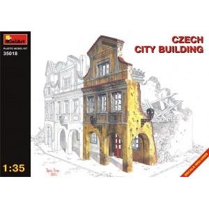 MINIART 35018 CITY BUILDING