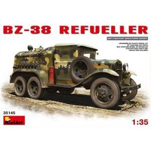 MINIART 35145 BZ-38 REFUELLER TRUCK