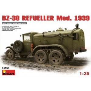 MINIART 35158 BZ-38 REFUELLER MOD 1939 TRUCK