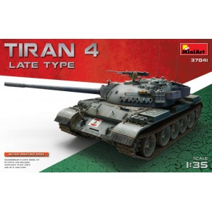 MINIART 37041 TIRAN 4 LATE TYPE TANK