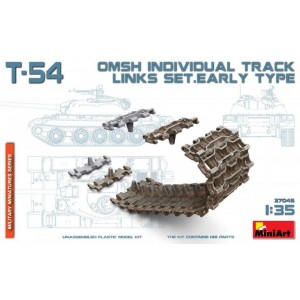 MINIART 37046 T-54 OMSH INDIV. TRACK LINKS SET