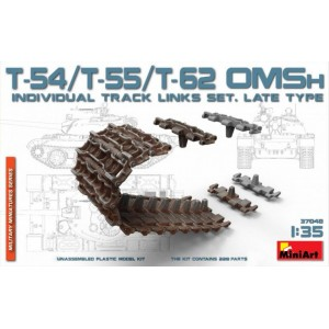 MINIART 37048 T-54/T-55/T-62 INDIV. TRACK LINKS SET
