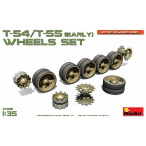 MINIART 37056 T-54/T-55 EARLY WHEEL SET