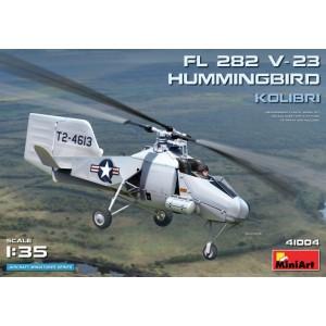 MINIART 41004 FLETTNER FI 282 V-21 KOLIBRI HUMMINGBIRD