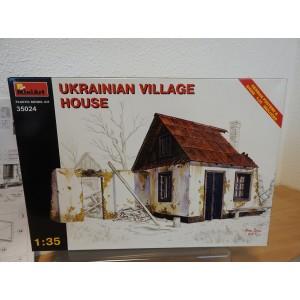 MINIART 35024 VILLAGE HOUSE