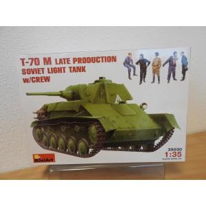 MINIART 35030 T-70 M TANK