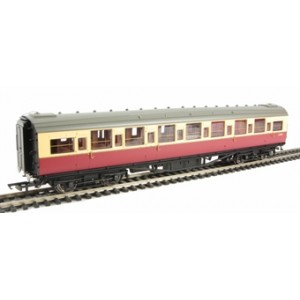 HORNBY R4343C BR BLOOD AND CUSTARD MAUNSELL COR.3RD CLASS