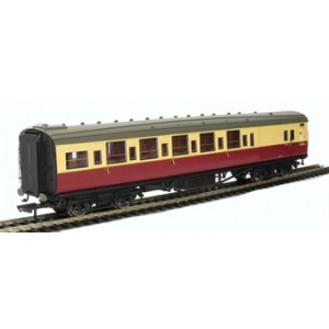 HORNBY R4346C BR MAUNSELL 6  3RD CLASS.