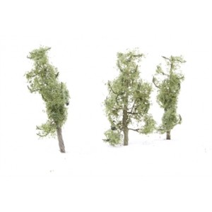 """HORNBY R8915 SYCAMORE 3"""" (3) 75MM"""