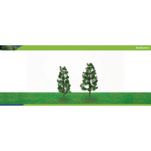 """HORNBY R8916 SYCAMORE 4"""" (2) 100MM"""