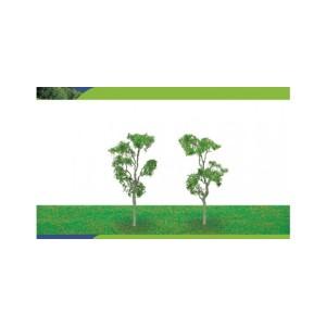 """HORNBY R8919 BIRCH TREES 4"""" (2) 100MM"""