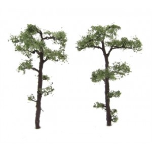 """HORNBY R8927 SCOTS PINE TREE 4"""" (2) 100MM"""