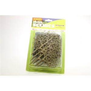 HORNBY R8943 DECIDUOUS 75-100MM (PACK OF 16 PCS.)