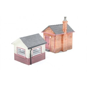 HORNBY R9745 NYMR GOATHLAND SMALL OUTBUILDING