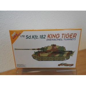 CYBERHOBBY 7511 KING TIGER TANK