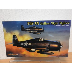 CYBERHOBBY 5080 HELLCAT NIGHT FIGHTER VLIEGTUIG