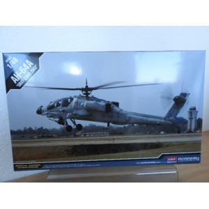 ACADEMY 12239 AH-64A HELICOPTER