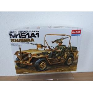 ACADEMY 13004 M151A1 SHMIRA JEEP