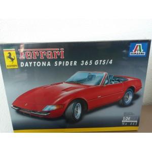 ITALERI 665 FERRARI Daytona spider 365 gts/4