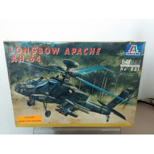 ITALERI 831 LONGBOW APACHE A H - 64
